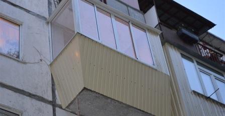 Балкон харьков: ремонт балкона, балконов и лоджий в харькове.