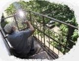 Сварка балкона, ремонт балконов Харьков