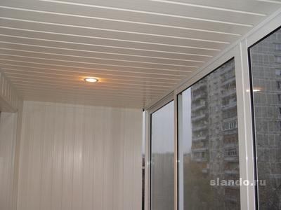 Обшивка балкона Харьков 095 845 55 59